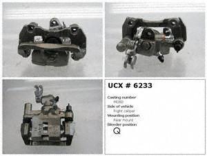 UCX SL CAL (w/Hdwe and Brkt)