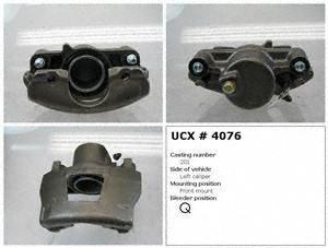 UCX SL CAL (w/Hdwe)
