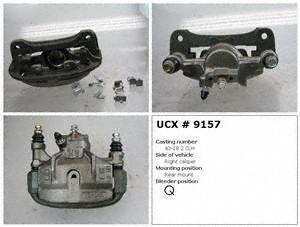 UCX SL CAL (w/Hdwe & Brkt)