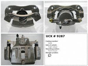 UCX SL CAL (w/Hdwe  Brkt)